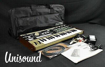 Korg Micro Korg Synthesizer/Vocoder In Near Mint Condition W/ Soft Case • 345.87£