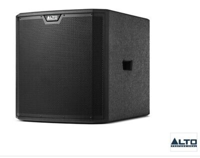 Alto TS315S 15 Inch 2000W Active Powered Sub Inc Free Cover Worth £40 • 415£