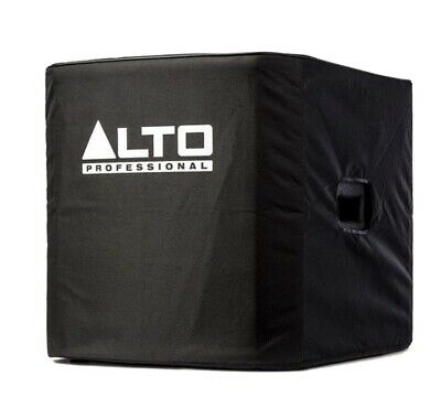 Padded Slip-on Cover For The Alto Truesonic Ts315s Powered Subwoofer
