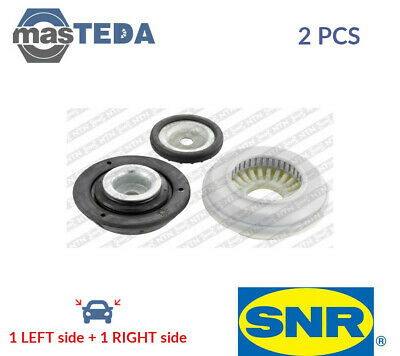 2x SNR FRONT TOP STRUT MOUNTING CUSHION SET KB65820 I NEW OE REPLACEMENT • 67.99£