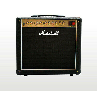 Marshall DSL20CR 2-Channel 20 Watt All Tube Combo Guitar Amplifier • 434.37£