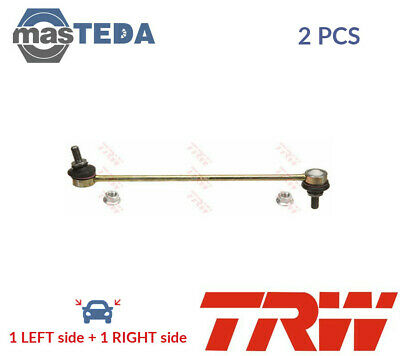 2x TRW FRONT ANTI ROLL BAR STABILISER PAIR JTS428 G NEW OE REPLACEMENT • 41.99£