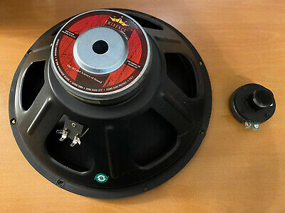 Mackie Thump 15a Spare Drivers Set Tweeter And Bass Driver • 86£