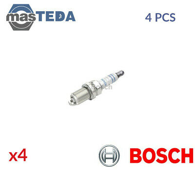 4x BOSCH ENGINE SPARK PLUG SET PLUGS 0 242 229 659 P NEW OE REPLACEMENT • 16.99£