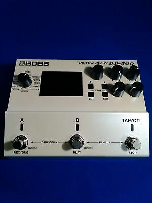 Boss Digital Delay Dd-500 • 353.21£
