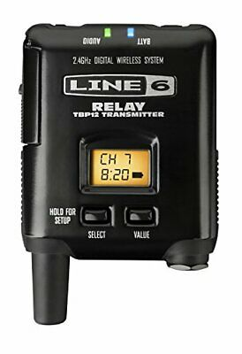 Line 6 Body Pack Transmitter Relay G50 / G90 Bodypack TBP12 • 237.97£