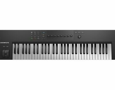 Native Instruments Komplete Kontrol A61 Controller Keyboard Boxed With Usb Cable • 150£