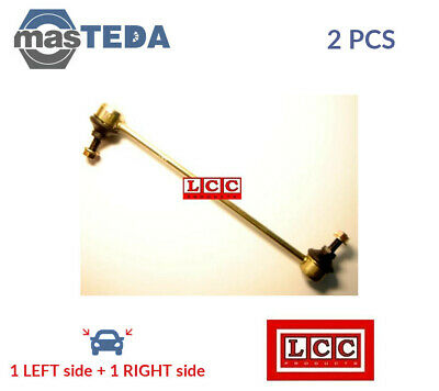 2x LCC PRODUCTS FRONT ANTI ROLL BAR STABILISER PAIR K-046 P NEW OE REPLACEMENT • 25.99£
