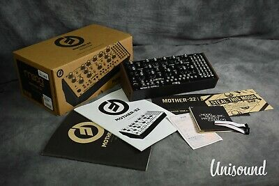 Moog Mother-32 Semi-Modular Analog Synthesizer in Excellent Condition