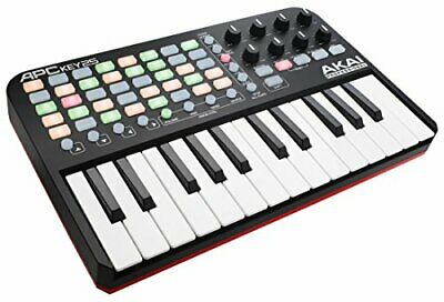 Akai Professional Apc Key 25 Ableton Performance Controller Software Download • 98.60£