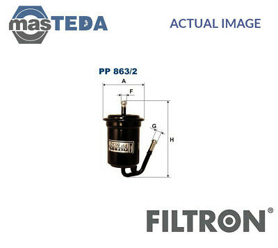 Filtron Engine Fuel Filter Pp863/2 P New Oe Replacement • 28.99£