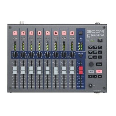 Zoom Frc-8 F-control Mixing Control Surface For The Zoom F8 & F4 -  Fxr108c • 249.11£
