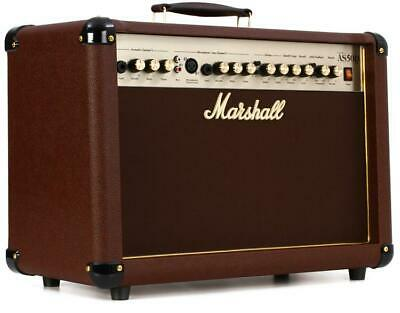 Marshall AS50D Acoustic 50W 2x8 Combo, Brown • 320£