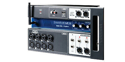 Soundcraft Ui12 12-channel Digital Mixer With WIFI For Wireless Control • 258.15£
