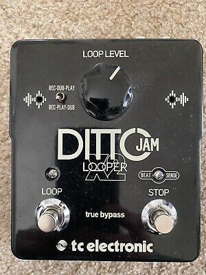 TC Electronic - Ditto Jam X2 Looper • 150£