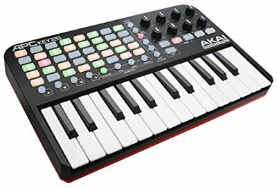 Akai Professional Apc Key 25 Ableton Performance Controller Software Download • 79.99£