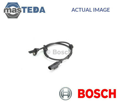 Bosch Rear Abs Wheel Speed Sensor 0 265 007 896 I New Oe Replacement • 26.99£