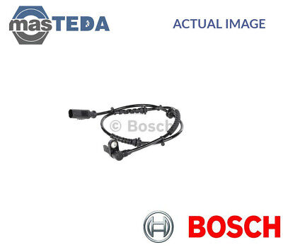Bosch Front Abs Wheel Speed Sensor 0 265 008 089 P New Oe Replacement • 26.99£