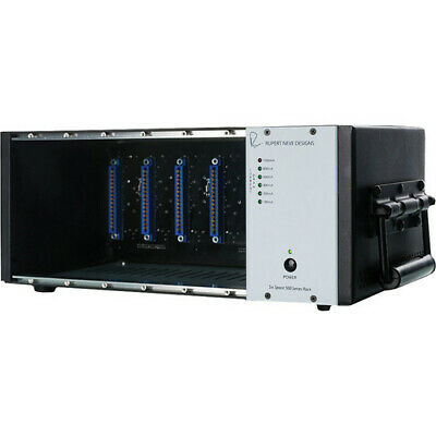 Rupert Neve Designs R6 6-Space 500-Series Rack Chassis - NEVE - Top Quality • 411.66£
