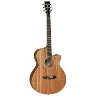 Tanglewood Union (TWU-SFCE) Solid Mahogany Top Electric Acoustic • 269£