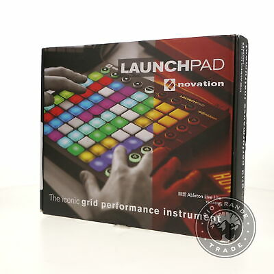 OPEN BOX Novation AMS-LAUNCHPAD-S-MK2 Launchpad Ableton Live Controller - 8x8 • 134.51£