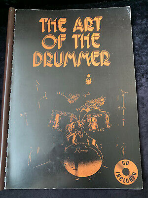 The Art Of The Drummer: Volume 1  Drum Kit Book with CD ISMN M 708060 02 4