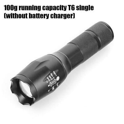 Outside 90000LM T6 LED Super Bright Zoom Flashlight Camping Torch Lamp I1H5 • 4.53£