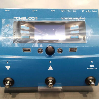 Tc Helicon Effector For Vo Voicelive Play 12272107 • 304.39£