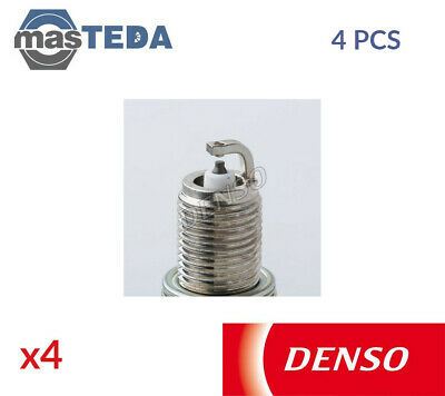 4x DENSO ENGINE SPARK PLUG SET PLUGS T20TT G NEW OE REPLACEMENT • 19.99£