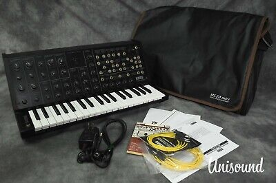 Korg MS-20 Mini Monophonic Synthesizer W/ Soft Case [Excellent]