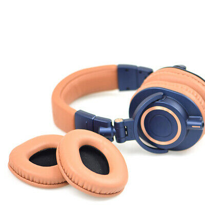 Replacement Ear Pads Foam Cushion For Audio-Technica ATH-M50X M30X Headphones • 3.89£