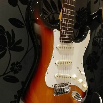 Squire Stratocaster with Fender Tex Mex Pickups
