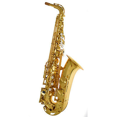 Brand New YAMAHA Alto Saxophone - YAS 280 in GOLD Lacquer - Ships FREE WORLDWIDE