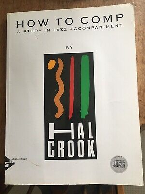 How To Comp - A Study In Jazz Accompaniment - melody instruments. Book and CD.