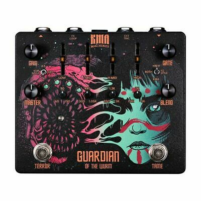 KMA Guardian Of The Wurm - High Gain Distortion & Noise Gate