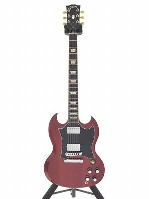Secondhand Gibson Sg Standard/Heritage Cherry/ 2010 Gloss Paint scratch