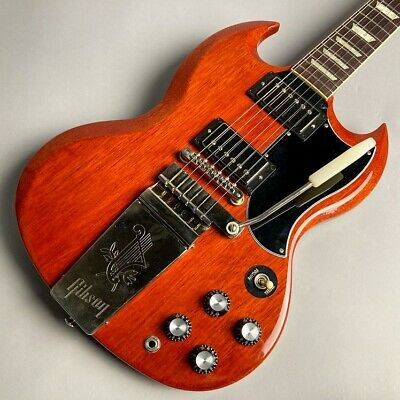 Gibson /Used/Sg Standard 61 Maestro Secondhand used Electric Guitar SG