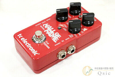 Tc Electronic Hall Of Fame Reverb Uh311