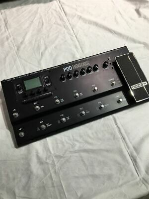 Secondhand Line6 Pod Hd500X/Multi Effector/Console Only/Dc9V- 2.5A 2.5Mm Power