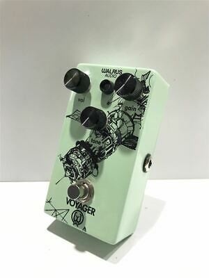 Secondhand Walrus Audio Voyager/Overdrive/Body Only/Overdrive