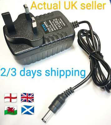 Replacement Adapter Power Supply For Boss GT-100 Guitar Multi Effects Pedal
