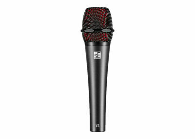SE Electronics V3 Handheld Cardioid Microphone - FREE 2 DAY SHIP
