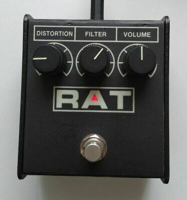 Proco Rat2 Made Usa Case Without Slant Equipped With Lm308N 520 Yen