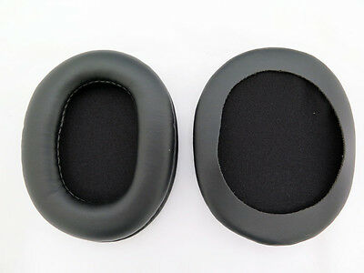 Foam PU Leather Ear Pad Cushion For Sony MDR 7506 MDR V6 MDR CD900ST • 7.89£