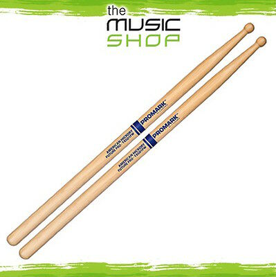 New Set of Promark Hickory SD1 'Future Pro' Drumsticks with Wood Tips - TXSD1FW