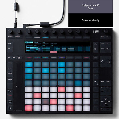 Ableton Push 2 & Live 10 Suite (Download) • 939£