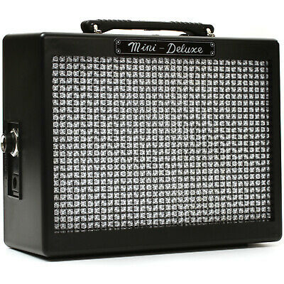 Fender MD20 Mini Deluxe Electric Guitar Amplifier, Black • 31.81£