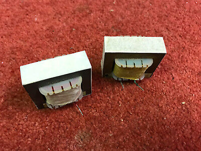 Pair Vintage TANNOY Speaker Crossover Inductors 2.25mH Gold HPD 8 Ohm (703/704) • 26£