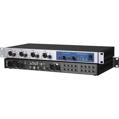New RME Audio Fireface 802 / 60-Channel 192 KHz USB / FireWire Audio Interface • 1,556.79£