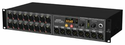 Behringer Beinger Digital Snake S16 X32 16 In / 8 Out Mic Preamp / Io Box • 1,219.78£